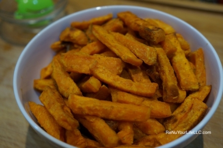 8 Sweet Potato Fries Optm