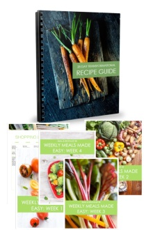 Omnivore recipe collage