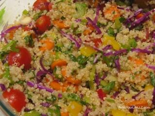 Quinoa Salad Optm
