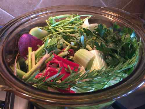 veggie broth 2